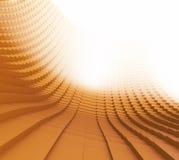 Pattern movement technology digital Art Royalty Free Stock Image