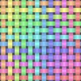 Pattern. Multicolored background, seamless pattern - vector illustration Royalty Free Stock Photography