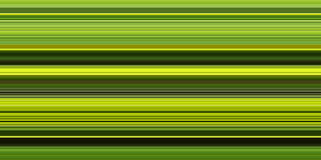 Spectrum Background. Horizontal green straight lining/spectrum displaying bandwidth and wavelength like pattern for web design/graphics and energy related Stock Photo