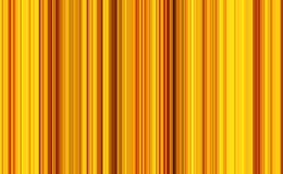 Spectrum Background. Vertical yellow straight lining/spectrum displaying bandwidth and wavelength like pattern for web design/graphics and energy related Royalty Free Stock Photos