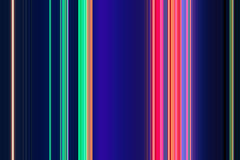 Spectrum Background Stock Image