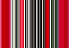 Spectrum Background. Vertical straight lining/spectrum displaying bandwidth and wavelength like pattern for web design/graphics and energy related subjects Stock Images