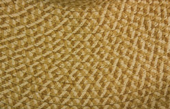 Pattern of native Thai style basketry Stock Photography