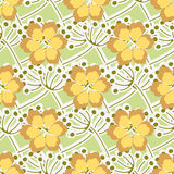 The pattern of natural motifs. Stock Images