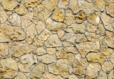 Pattern of natural stones. Royalty Free Stock Photos