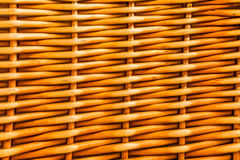 Pattern nature for background of handicraft weave texture wicker Stock Image