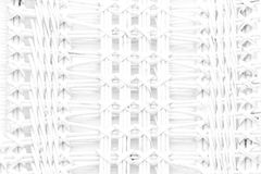 Pattern nature for background of handicraft weave white texture Stock Photo