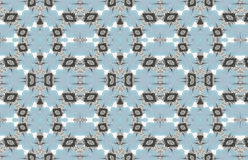 Pattern - Notre dame Royalty Free Stock Photo
