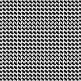 Pattern with numbers. Pattern with black numbers on white background Royalty Free Stock Image