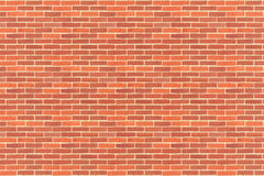 Pattern Of Brick Walls Royalty Free Stock Photography