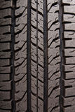 Pattern Of Car Tire Royalty Free Stock Image