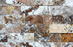 Free Pattern Of Marble Stone Decorative Brick Wall Texture And Background Stock Photo - 84886870