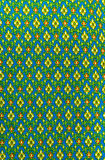 Pattern Of Thailand Native Cloths Royalty Free Stock Photo