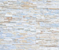 Free Pattern Of White Modern Stone Brick Wall Surfaced Royalty Free Stock Images - 69520599