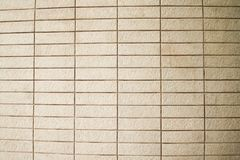 Pattern of old brick wall Stock Image