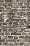 Pattern of an old brick wall Royalty Free Stock Image