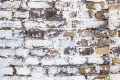Pattern of an old brick wall Stock Image