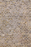 Pattern of an old brick wall Stock Images