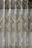 Pattern old iron door Stock Images