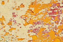 Pattern of old painted surface Royalty Free Stock Images