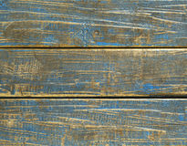 Old painted wood Stock Image