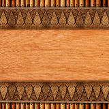 Pattern old wood background Royalty Free Stock Images