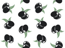 Pattern. Olive Stock Photography
