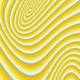 Pattern with optical illusion. Abstract background Royalty Free Stock Photography