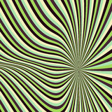 Pattern with optical illusion. Abstract background Royalty Free Stock Photos