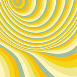 Pattern with optical illusion. Abstract background Stock Photos