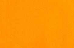 Pattern of orange cloth Stock Photography