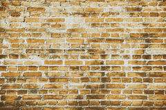 Pattern of orange old wall brick background  structure. Photo of Pattern of orange old wall brick background  structure Royalty Free Stock Image