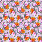 Pattern07 oriental Fotos de Stock Royalty Free