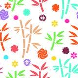 Pattern31 oriental Fotos de Stock