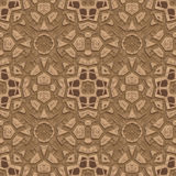 Pattern ornament pavement. Royalty Free Stock Photo