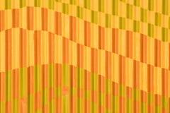 Pattern Painted Corrugated Iron Royalty Free Stock Image