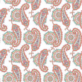 Pattern paisley Stock Images