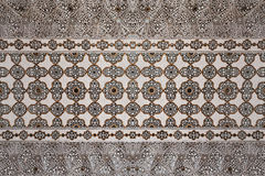 Pattern on the palace, Jaipur Royalty Free Stock Photo