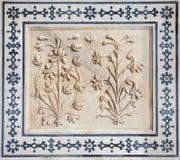 Pattern on the palace, Jaipur Royalty Free Stock Image
