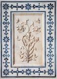 Pattern on the palace, Jaipur. Beautiful pattern on the palace wall, Jaipur, India Royalty Free Stock Image