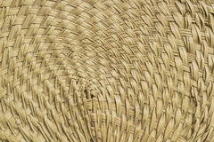 Pattern of palm leaf fan Royalty Free Stock Images