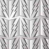 Pattern from the paper wood Royalty Free Stock Images