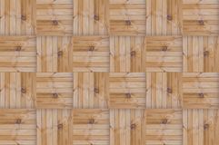 Pattern parquet square block boards horizontal vertical lines geometric. Shapes Royalty Free Stock Photos