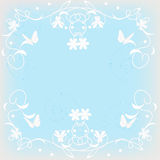 Pattern in pastel tones Royalty Free Stock Image