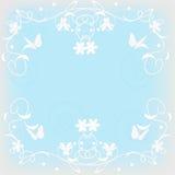 Pattern in pastel tones Royalty Free Stock Image