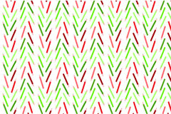 Pattern with pencils Stock Image
