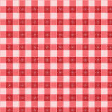 Pattern picnic tablecloth vector Stock Photo