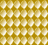 Pattern with pieces of paper on brown background Royalty Free Stock Images