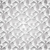Pattern from pieces of paper Royalty Free Stock Photos