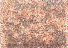 Pattern of pink stone Royalty Free Stock Image